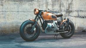 Vintage motociklas